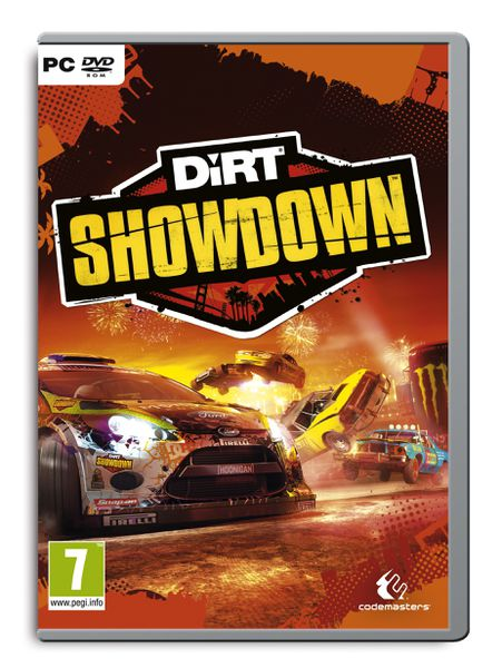 DiRT Showdown PC [ENGLiSH | PC | PAL] | Multi Liens