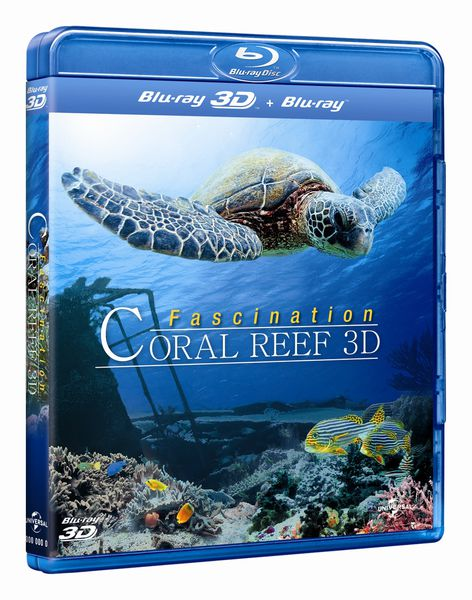 Fascination Coral Reef [FRENCH][Bluray 3D]