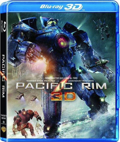 Titanes del Pacífico [BD25 3D]