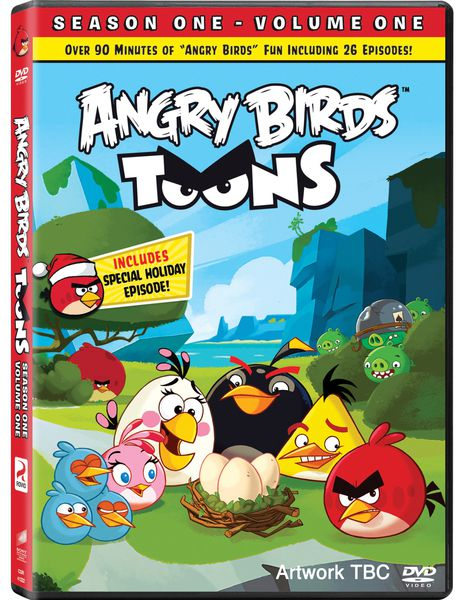Angry Birds Toons - Stagione 1 - Volume 1 (2013) Bluray 1080p Ac3 - ENG Sub iTA