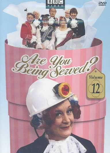 Are You Being Served?, Vol. 12 movie