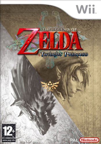 [TEST] The Legend of Zelda : Twilight Princess (Wii) Cover-full